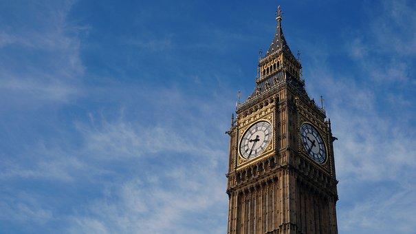Big Ben, London, Torre