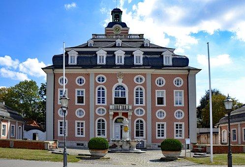 Bruchsal, Baden Württemberg, Germany, Castle