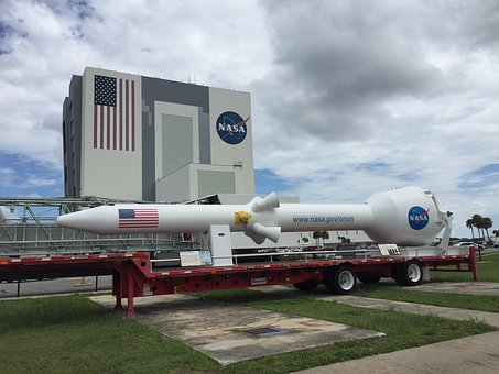 Nasa, Space, Florida, Cape Canaveral, Space Ship