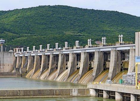 Overflow, Dam, Iron Gate, Karparten, Südkarparten
