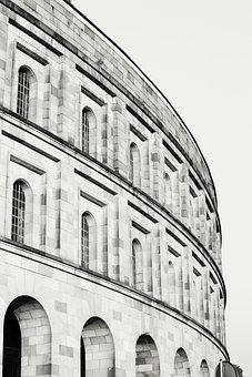Nuremberg, Colosseum, Documentation Centre, Museum