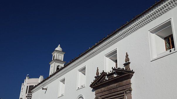 Church Of San Francisco, Quito, Ecuador
