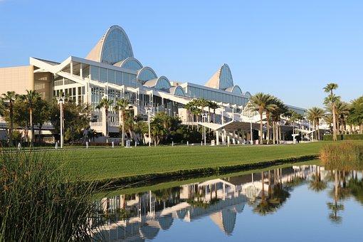 Orlando, Florida, Orlando Convention Center