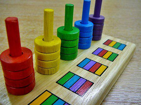 Colours, Game, Play, Child, Colorful, Logic, Yellow