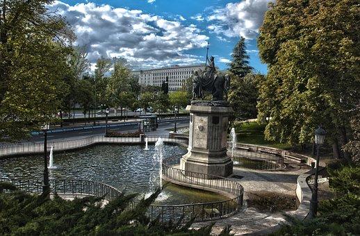 Madrid Center, Spain Madrid, I Queen Elizabeth Catholic