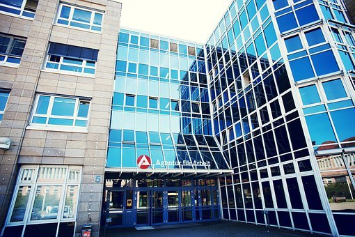 Employment Office, Arge, Jobcenter, Nuremberg, Office