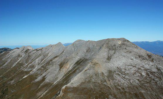 Pirin, Kutelo, Ridge, Koncheto, Bansko, Landscape