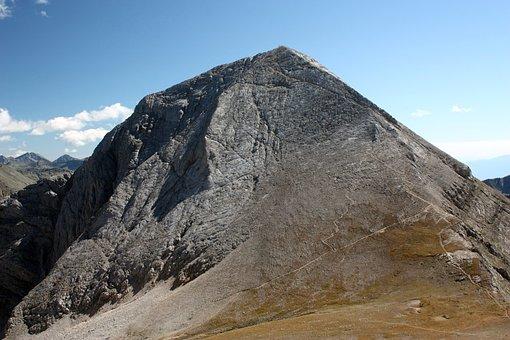 Pirin, Vihren, Bansko, Landscape, Autumn, Rock
