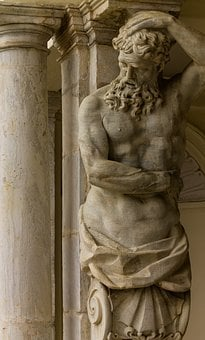 Statue, Marble, C, Sculpture, Italy, Statues, Monument