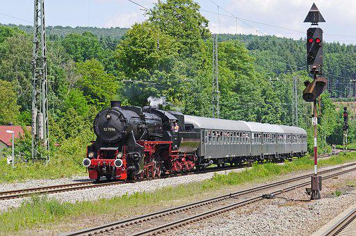 Steam Locomotive, Steam Train, Event