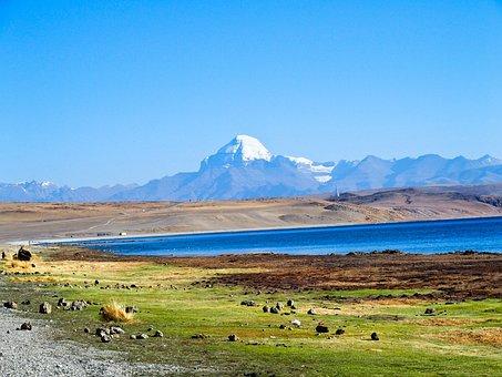 Tibet, Kailash, Monte Sacro