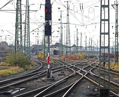 Track Crisscross, Prior To Course, Dortmund