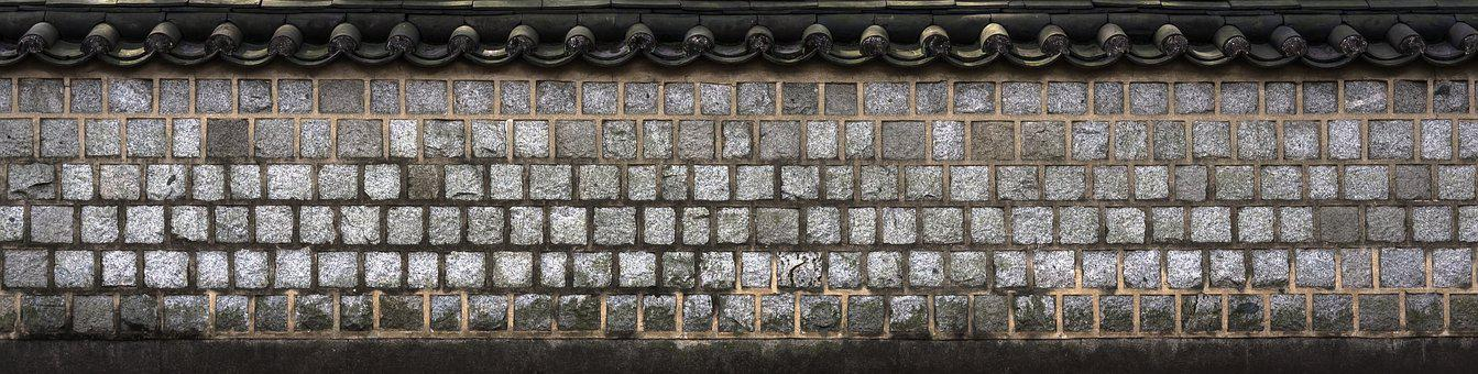 Roof Tile, Stone Wall, Traditional, Rectangle, Square