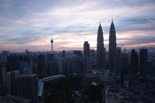 Kuala Lumpur, Malaysia, Twin Tower, Landmark, Tourism