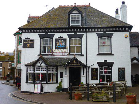 Pub, Inn, Economy, England, Historically, Architecture