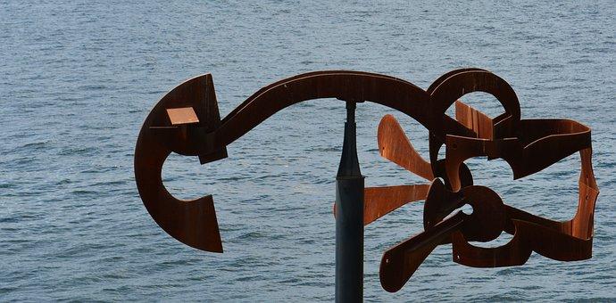 Olympic Sculpture Park, Sculpture, Art, Seattle