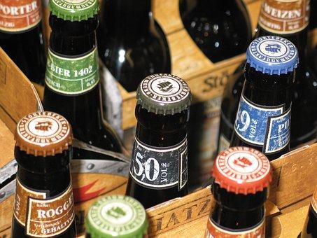 Beer, Störtebeker, Bottle Beer, 6 Vehicle, Alcohol