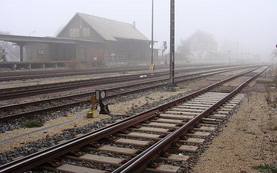 Goods Shed, Railway Station, Giengen, Brenz Railway
