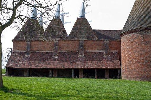 Castle, Building, Sissinghurst, Sissinghurst Castle