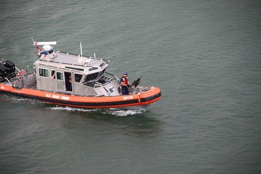 Boat, Coastguard, Rescue, Safety, Water, Vessel