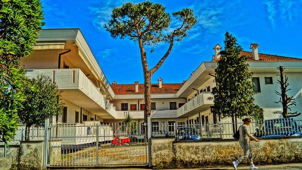 Condominium, Construction, Building, Palazzo