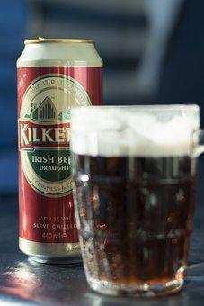 Beer, Beer Glass, Foam, Bowl, Alcohol, Bar, Drink, Pub