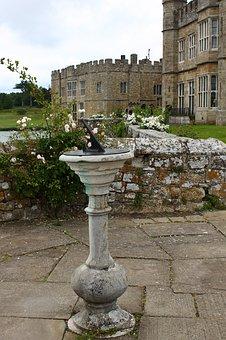 Leeds Castle, Kent County, England, Park, Castle