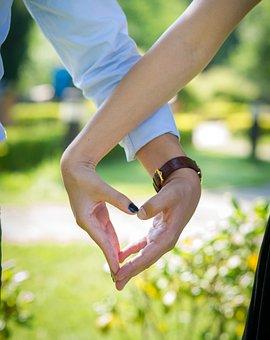 Love, Romance, Romantic, Couple, Heart, Gesture