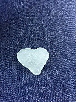 Love, Heart, Stone, Jeans