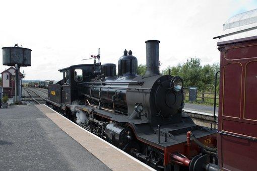 Locomotive 376 Norwegian, Kent East Sussex Railway