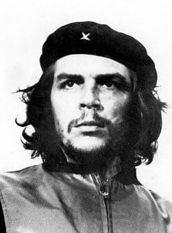 Che Guevara, Rebel, Portrait, Man, Face
