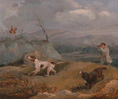 Henry Alken, Art, Artistic, Painting, Oil On Canvas
