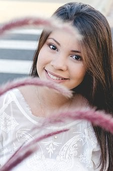 Teenager, Girl, Photo, Blog, Smile, Portraint