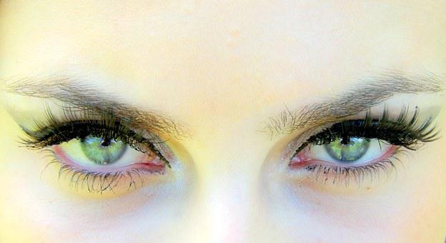 Eye, Green, Gene, Coloring, Seductive