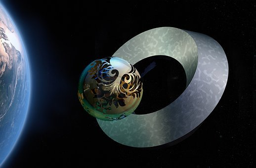 Ball Closure Rings, Space, Star, Globe, Sunrise, Intro