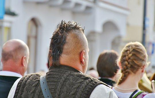 Man, Hairstyle, Hair, Fashionable, Stylish