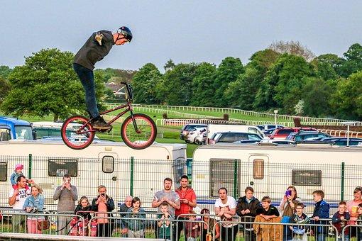 Bike, Tricks, Bicycle, Biking, Extreme, Ride, Freestyle