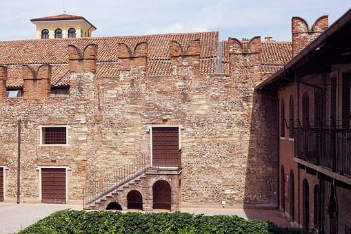 Verona, Italy, Casa Di Giulietta, Romeo And Juliet