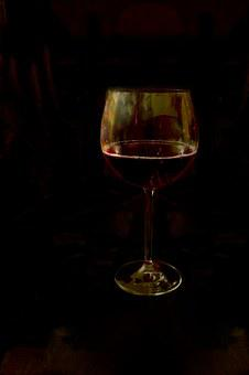 Wine, Wine Glass, Red Wine, Red, Benefit From, Drink
