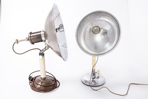 Replacement Lamp, Retro, Light, Antique, Old Lamp, Old