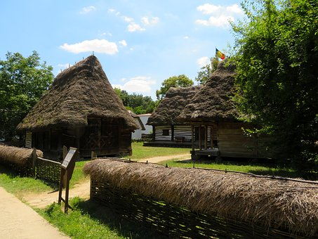 Village, Museum, Romania, Bucharest, Tourism, Travel
