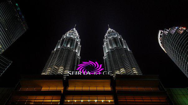 Klcc, Building, Iconic, Cityscape, Malaysia