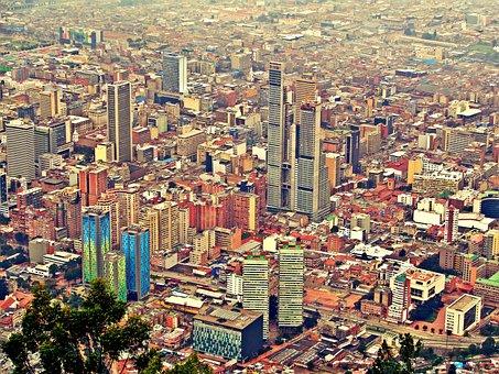 Bogota, Colombia, Latin America, City