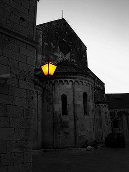 Street Lamp, Old Town Trogir, Croatia, Lamp, Lantern