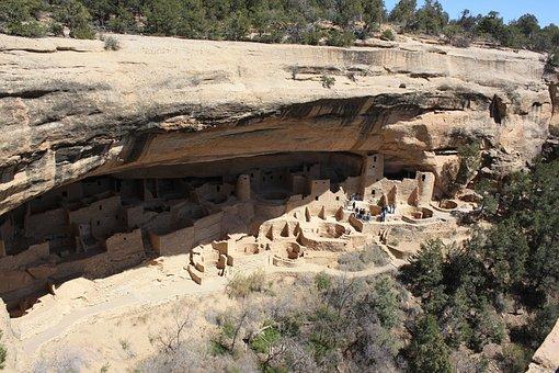 Mesa Verde, Colorado, Mesa, Verde, National, Park