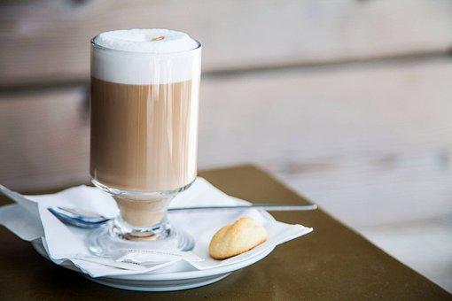 Coffee, Latte, Restaurant, Cookie, Coffee Shop