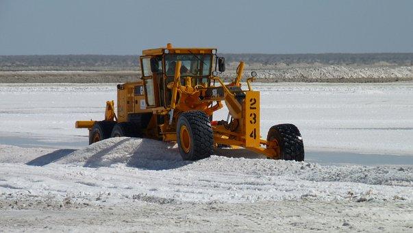 Salt Harvest, Salt, Baja California Sur, Black Warrior
