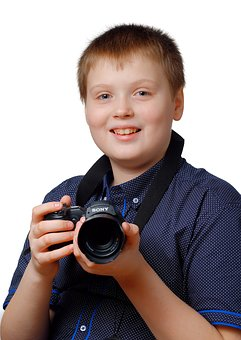 Schoolboy, The Photography Club, Fotoshkola