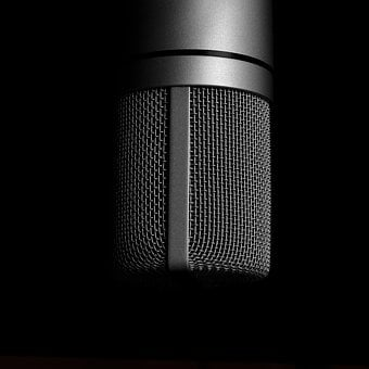 Microphone, Music, I Am A Student, Recording, Sound