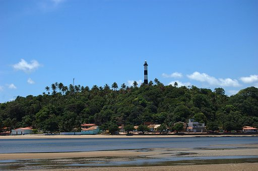 The Coast Of Alagoas, Mar, Beach